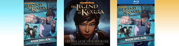 The Legend of Korra Giveaway