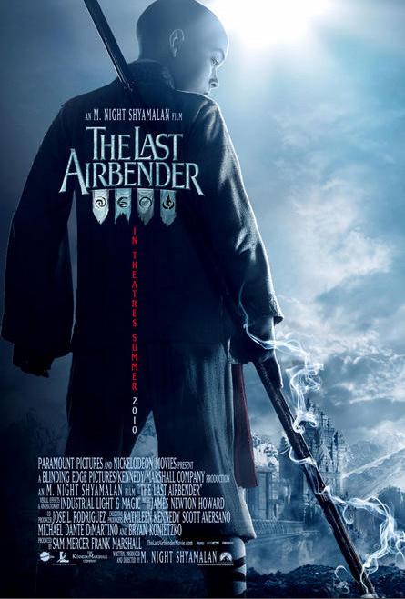 Aang The Last Airbender Poster