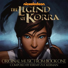 Legend of Korra: The Music from Book One